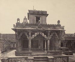 Marble temple of Javheri Ratnachand Javherachand [Satrunjaya].